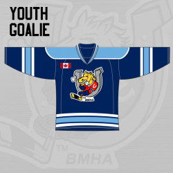 Youth Jersey Away Goalie -...