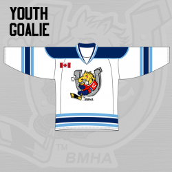 Youth Jersey Home Goalie -...
