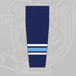 Socks Away - Navy
